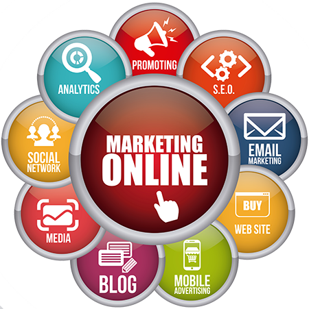 Marketing Solutions and Services